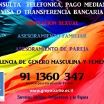 Servicio de Atención Telefonica Psicosocial pago mediante Visa