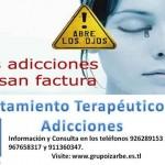 Tratamiento en Adicciones, Grupo Izarbe
