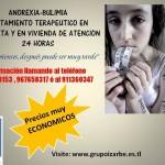 Tratamiento Terapeutico de la Anorexia-Bulimia Grupo Izarbe
