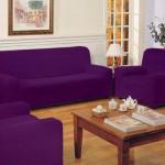 Fundas para sofás elásticas sistema TRIO