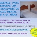 Residencia para personas con Enfermedades nueva
