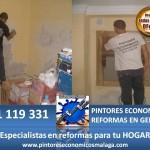 P.E.reformas en General en Málaga