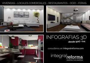 Estudio de interiorismo, decoración y reforma, en españa