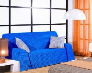 colchas cubre sofás rústicas