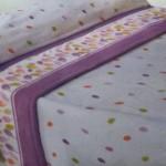 terciopelo sábanas
