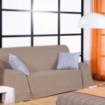 colchas sofá de colores