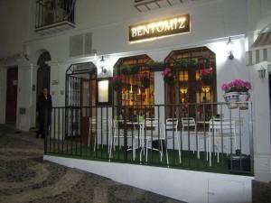 idea para un fin de semana, Bar Restaurante Bentomiz málaga