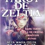 ZELTIA MORRIGAN TAROT mágico