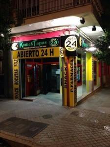 tiendas 24horas franquicia