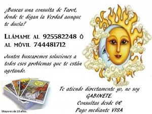 Tarot Sol y Luna 24 horas