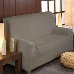 vestir el sofá del salón funda
