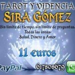 Tarot y Videncia Sira Gómez