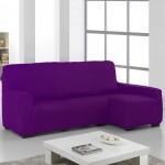 Fundas elásticas adaptables sofás chaise longue