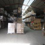 Almacenaje maquinaria y personal cualificado