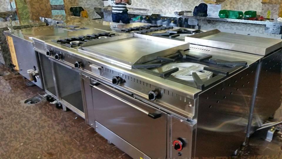 Cocinas sala fabricaci n de cocinas industriales grupos for Fabrica de cocinas industriales