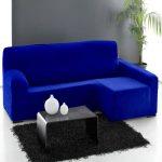 Fundas elásticas para sofá chaise longue
