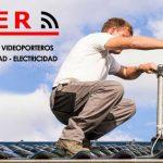 Mafer. Instalación de videoporteros en Bilbao